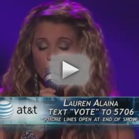 Lauren Alaina Covers Elton John