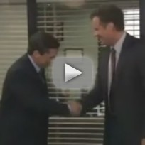 The office clip will ferrell guest stars