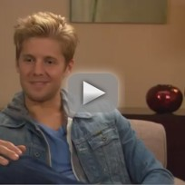 Hellcats behind the scenes with matt barr