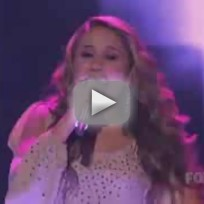Haley Reinhart on American Idol - Beautiful