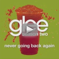 Glee Cast - Never Going Back Again