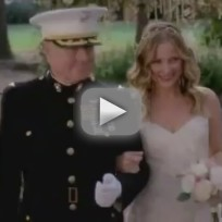 White Wedding Clip - Walking Down the Aisle