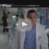 Grey's Anatomy Season 7 Finale Promo