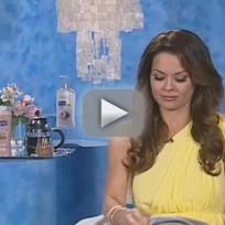 Brooke Burke Video Interview