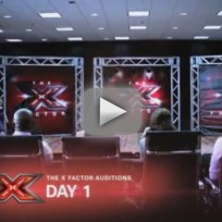 The x factor trailer