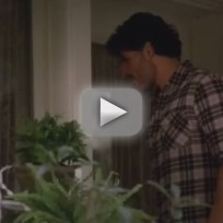 I'm Alive and on Fire Clip - Naked Alcide!