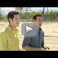 Royal Pains Clip - On the Beach
