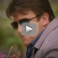 Castle Season 4 Clip