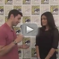 Phoebe tonkin comic con interview