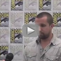 Rob McElhenney at Comic Con