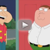 Family Guy Comic-Con Trailer