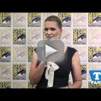Natasha Henstridge is a TV Fanatic!