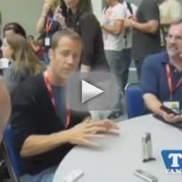 Colin Ferguson at Comic Con