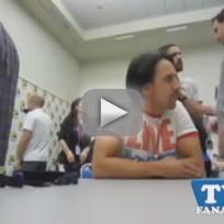 Jaime Paglia at Comic Con