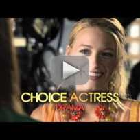 Gossip Girl Promo - Teen Choice Awards