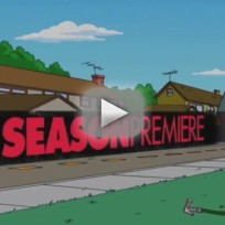 The Simpsons Season Premiere Promo