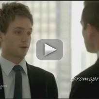 Suits Return Promo