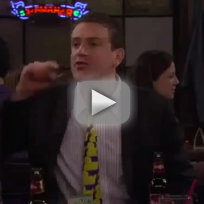 How I Met Your Mother Clip: Ted Just Met...