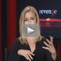 Emily vancamp interview one on one with tv fanatic