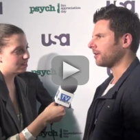 James Roday Talks to TV Fanatic
