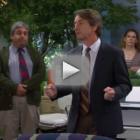 How I Met Your Mother Clip: Marshall vs. Martin Short