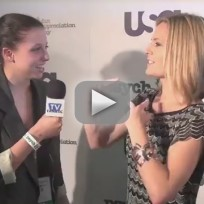Maggie lawson talks to tv fanatic