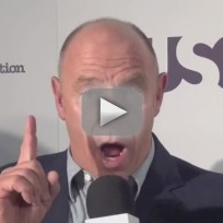 Corbin Bernsen is a TV Fanatic!