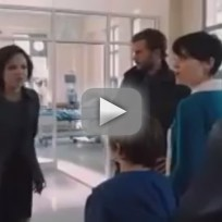 """Once Upon a Time Clip: """"Snow Falls"""""""