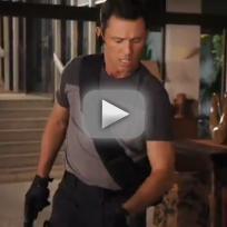 Burn Notice Clip: BOOM!
