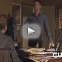Gossip Girl 'I Am Number Nine' Clip - Her Date?