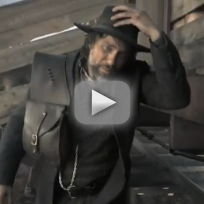 Hell on wheels promo