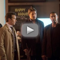 "Castle Promo: ""Kill Shot"""