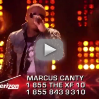 Marcus canty covers piece of my heart