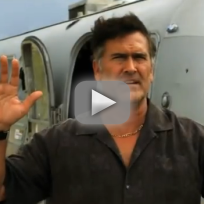 Burn notice promo depth perception