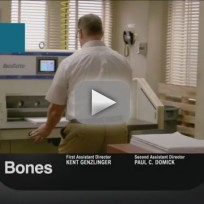 Bones 'The Male in the Mail' Promo