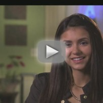 The Vampire Diaries Cast Interview, Take 3: Favorite Designers