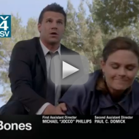 Bones the twist in the twister promo