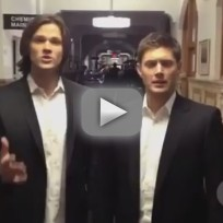 Supernatural Cast Plea: Vote For Us!
