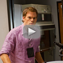 "Dexter Promo: ""Talk to the Hand"""