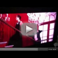 Gossip Girl Dream Sequence: Set Video