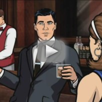 Archer clip the hot one