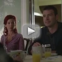 True Blood Season Premiere Clip: Terry at Dinner