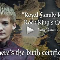 Joffrey Attack Ad