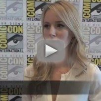 Alona Tal Comic-Con Interview 2012