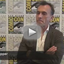 Robert knepper comic con interview 2012