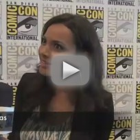 Jessica lucas comic con interview 2012