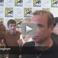 Colin Cunningham Comic-Con Interview