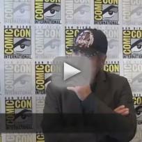 Will Patton Comic-Con Interview