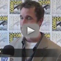 Noah Wyle Comic-Con Interview