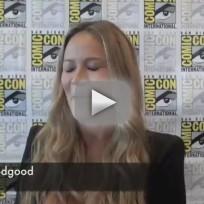 Moon Bloodgood Comic-Con Interview